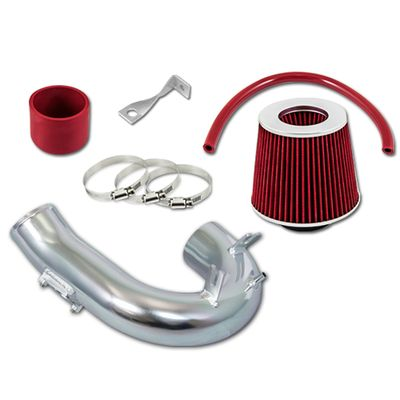 00-05 Toyota Celica 1.8L Short RAM Air Induction Intake - Red Filter