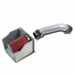 03-09 Hummer H2 6.0 / 6.2 Heat Shield Performance Air Intake - Polished