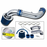 03-10 Dodge Dakota 3.7L V6 / 4.7L V8 Short Ram Air Intake - Blue