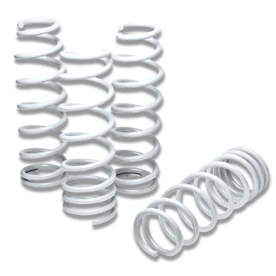 "03-10 Mazda RX8 1.75"" Drop Suspension Lowering Spring - White"