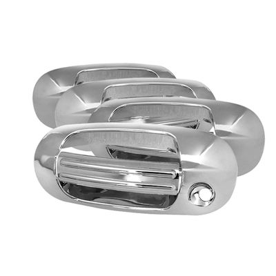 03-11 Ford Expedition / Lincoln Navigator Chrome Door Handle Covers Set
