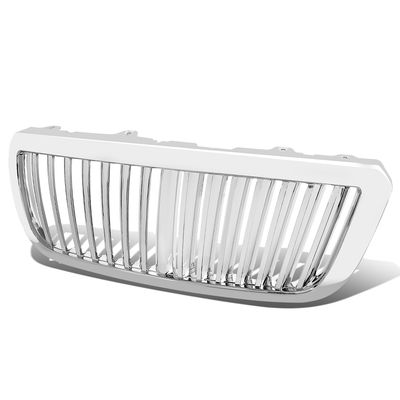 04-05 Ford Ranger Vertical Frot Upper Sport Grill - Chrome