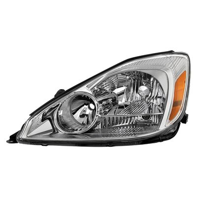 04-05 Toyota Sienna [Halogen Model] Replacement Headlights - Driver Side