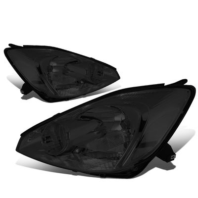 04-05 Toyota Sienna [Halogen Type] OE-Style Replacement Headlights  - Smoked Clear