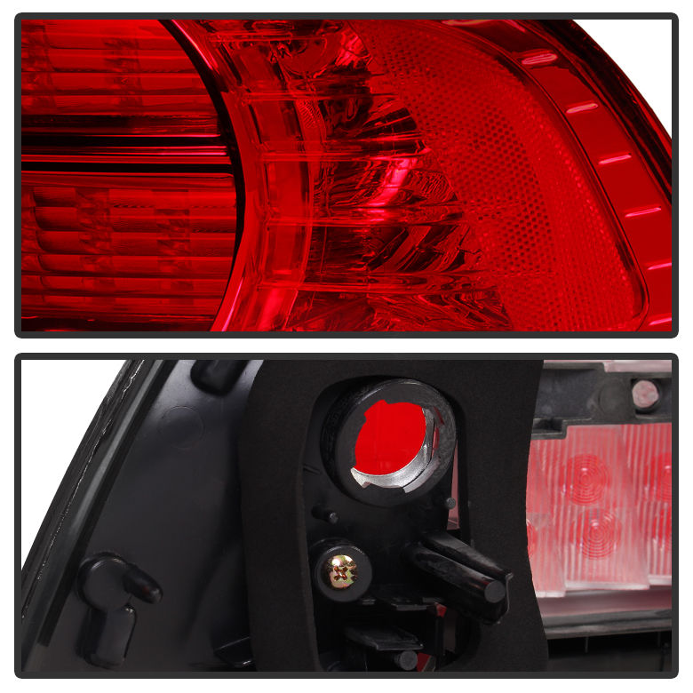 04-06 Acura TL [Also Fit MY07-08] OE Style Tail Lights