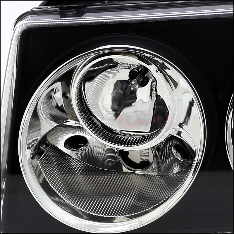 2005-2010 Chrysler 300 Euro Style Projector Headlights