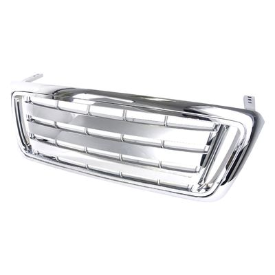 04-06 Ford F150 1P Horizontal Grill -Chrome
