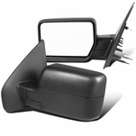 04-06 Ford F150 F-150 Truck Pickup Textured Manual View Side Mirrors
