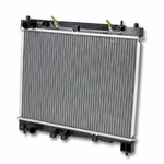04-06 SCION xA/xB bB/TOYOTA ECHO ALUMINUM CORE REPLACEMENT RADIATOR+TOC AUTO AT