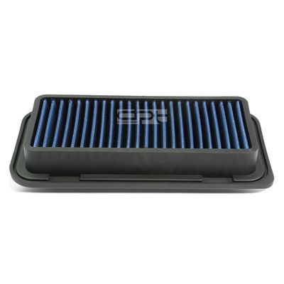 04-06 Toyota Echo / Scion xA/xB Reusable & Washable Replacement High Flow Drop-in Air Filter (Blue)