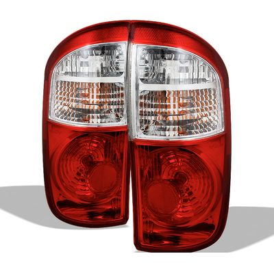 04-06 Toyota Tundra [Double Cab] OEM Style Replacement Tail Lights Pair