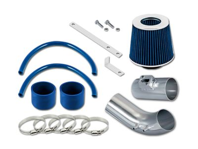 04-07 Honda Accord 2.4L L4 SULEV Short Ram Air Intake Kit - Blue