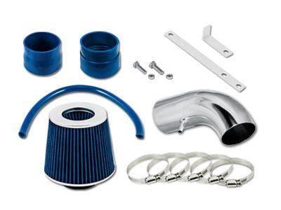 04-07 Pontiac Grand Prix 5.3L V8 Short Ram Air Intake Kit - Blue
