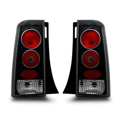 04-07 Scion xB Altezza Tail Lights - Black