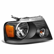 04-08 F150 Mark LT Right Side OE Style Headlight Lamp Replacement FO2503201