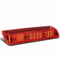 04-08 Ford F150 11th Gen Lobo P2 Dual Row LED 3rd Brake/Cargo Light (Red Lens)