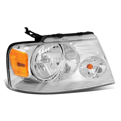 04-08 Ford F150 Mark LT Right OE Style Headlight Lamp Replacement FO2503201