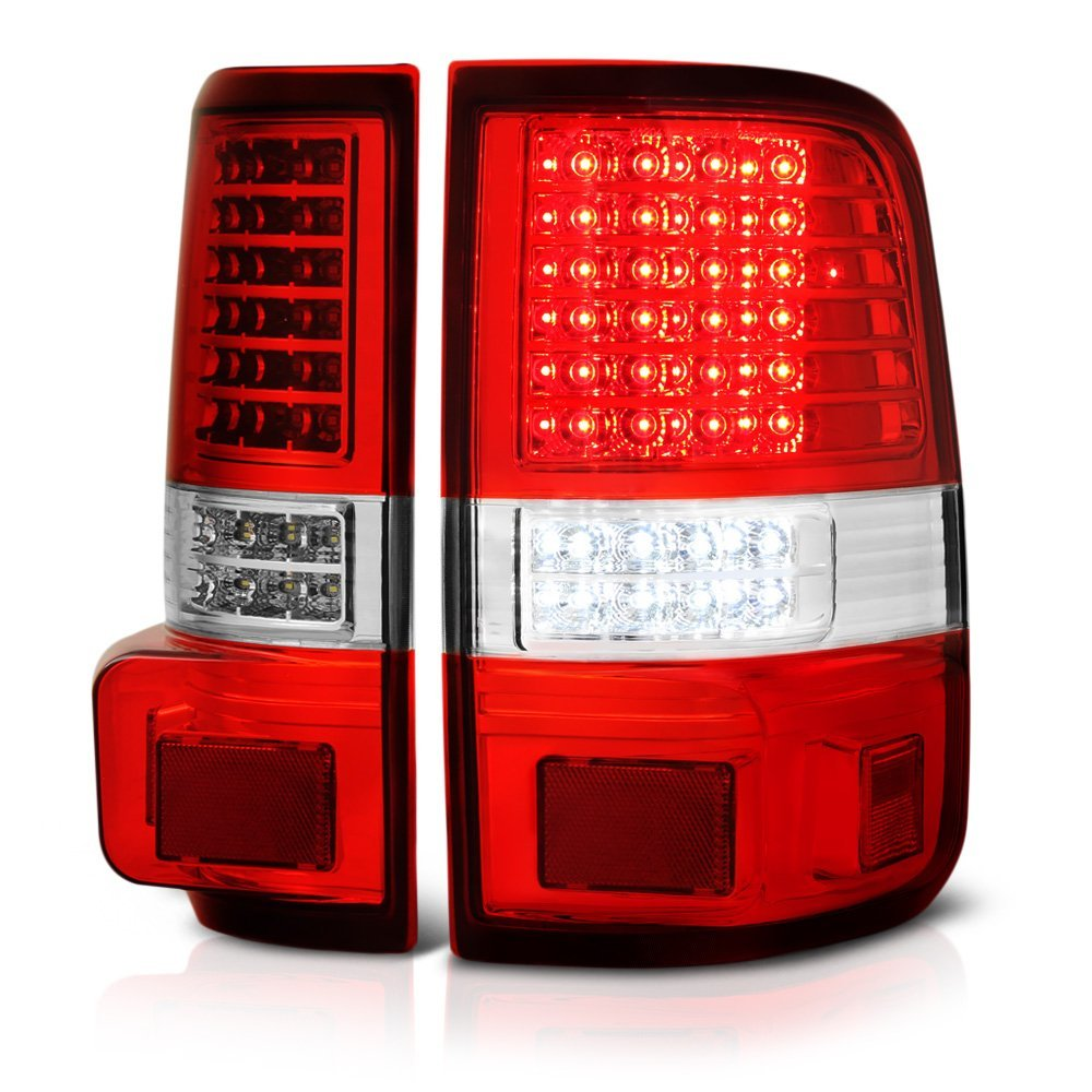 for Ford F150 LED CHROME 3rd Brake Cargo Light Stop Tail Lamp G2 year 04 to 08