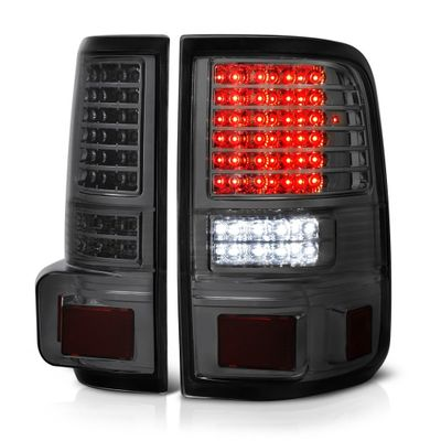 04-08 Ford F150 Pickup Smoked G2 Full LED Tail Lights