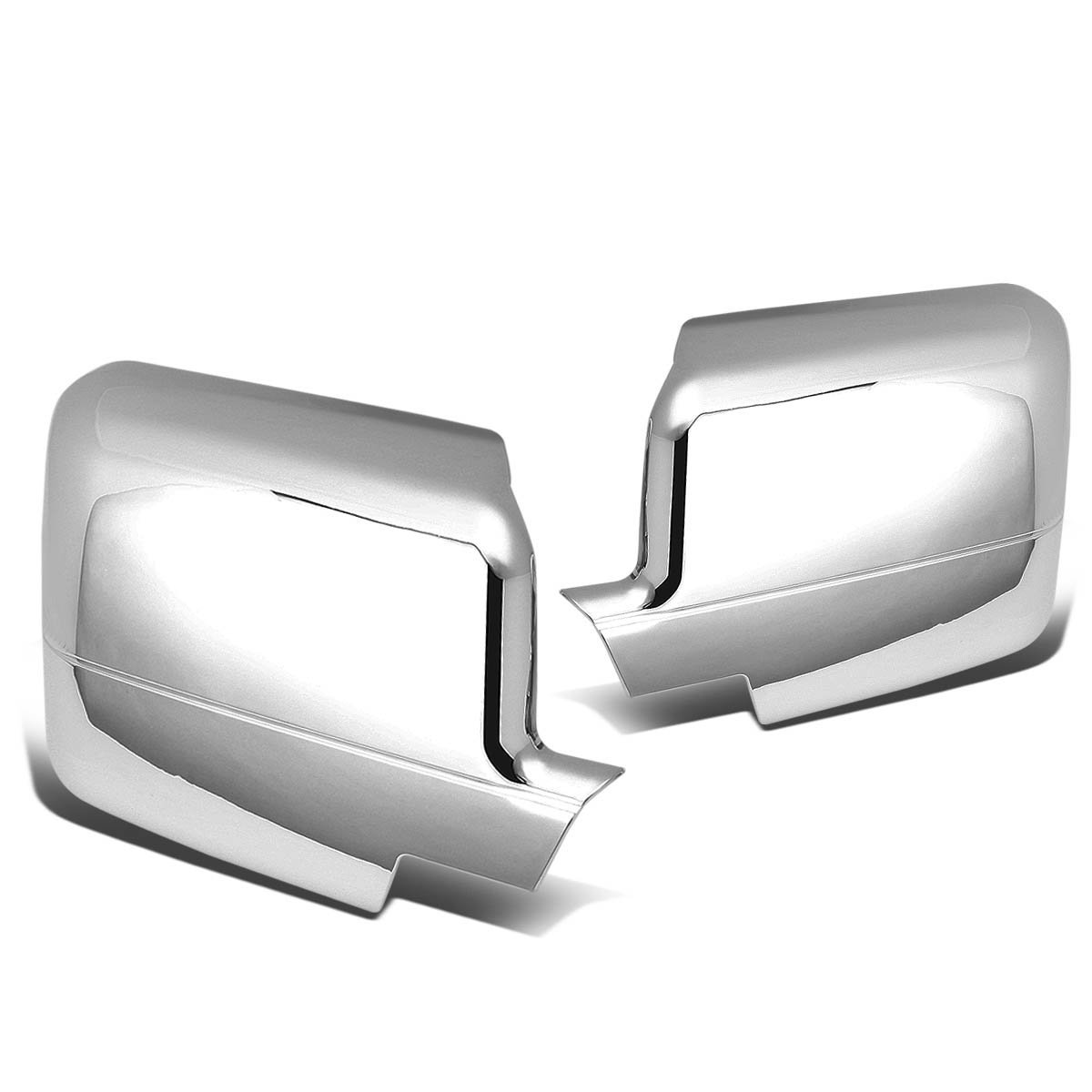Ford F Chrome Plated Side Mirror Full Cover