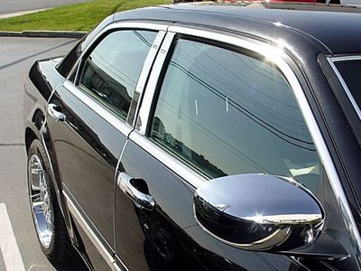 04-09 Chrysler 300 / 300C Touring Door Handles & Mirror Covers Set - Chrome