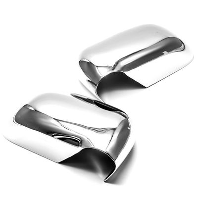 04-09 Dodge Durango Chrome Side Mirror Covers