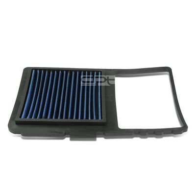 04-09 Toyota Prius Reusable & Washable Replacement High Flow Drop-in Air Filter (Blue) - XW20