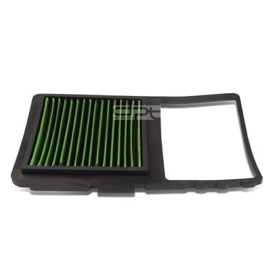 04-09 Toyota Prius Reusable & Washable Replacement High Flow Drop-in Air Filter (Green) - XW20