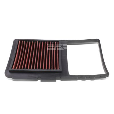 04-09 Toyota Prius Reusable & Washable Replacement High Flow Drop-in Air Filter (Red) - XW20