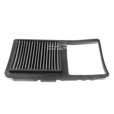 04-09 Toyota Prius Reusable & Washable Replacement High Flow Drop-in Air Filter (Silver) - XW20