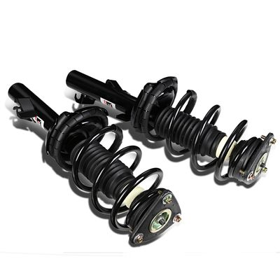04-10 Ford Focus II / C-Max Non-USDM Front Left/Right Fully Assembled Shock / Strut + Coil Spring Suspension