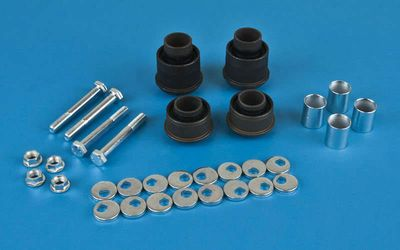 04-11 Bmw E63 6 Series M6 Rear Alignment Camber Bushing Toe Kit