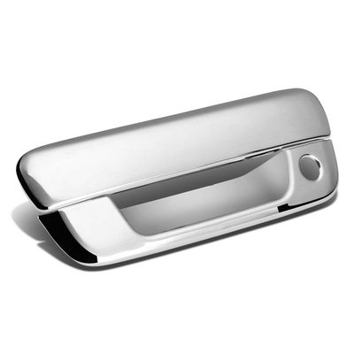 04-12 Chevy Colorado / GMC Canyon Chrome Plated Tail Gate Handle Cover