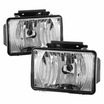 04-12 Chevy Colorado / GMC Canyon Pickup Front OE-Style Fog Lights - Chrome