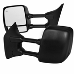 04-12 Nissan Titan / Armada Powder Adjust + Heated Towing Side Mirrors