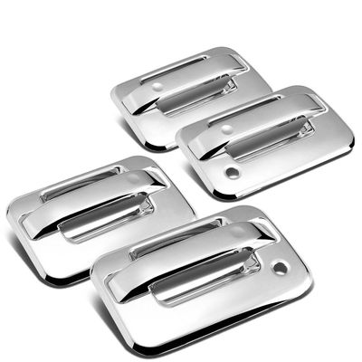 04-14 Ford F150 4DR 4-Door Exterior Body Kit (Chrome Door Handle Cover w/Keyhole)