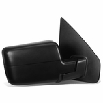 04-14 Ford F150 Black Powered + Heated Manual Foldable Side Towing Mirror w/LED Turn Signal (Right/Passenger)