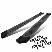 "04-14 Ford F150 Crew Cab Stainless Steel 6""Side Nerf Step Bar Running Boards"