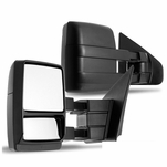 04-14 Ford F150 F-150 [Manual Adjust |Non-Heat] Telescoping Towing Side Mirror - Pair