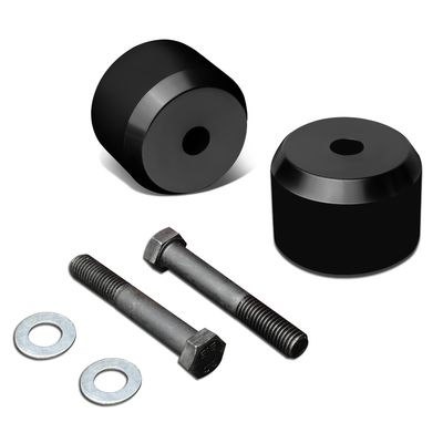 "04-17 Ford F150 Black 2"" Front Spacer Coil Spring Mount Leveling Lift Kit"
