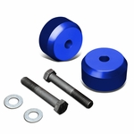 """04-17 Ford F150 Blue 1-1/2"""" Front Coil Spring Mount Leveling Lift Kit"""