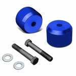 """04-17 Ford F150 Blue 2-1/2"""" Front Coil Spring Mount Leveling Lift Kit"""
