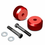 """04-17 Ford F150 Red 1-1/2"""" Front Coil Spring Mount Leveling Lift Kit"""