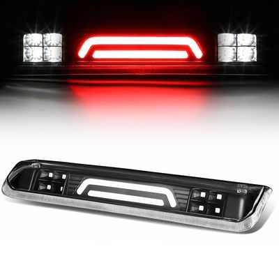 04-08 Ford F150 3D-Style LED Tube 3rd Brake Light - Black