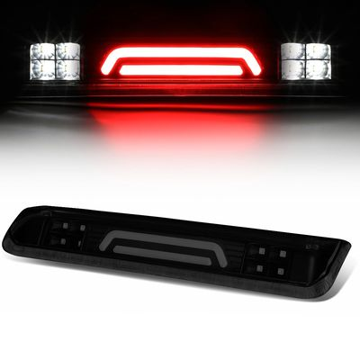 04-08 Ford F150 3D-Style LED Tube 3rd Brake Light - Black Smoked