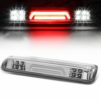 04-08 Ford F150 3D-Style LED Tube 3rd Brake Light - Chrome