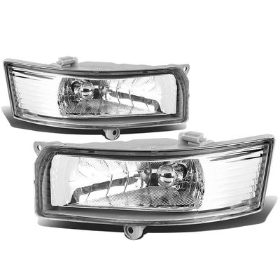 05-06 Toyota Camry OE-Style Fog Lights Kit - Clear