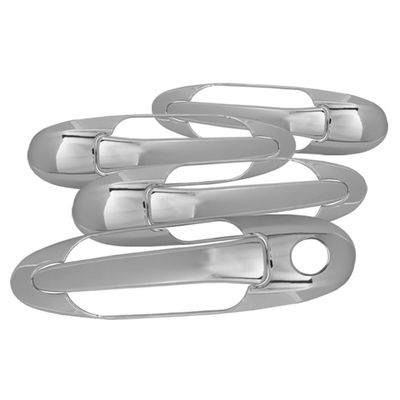 05-06 Toyota Tundra 4DR Chrome Door Handle Covers - Set
