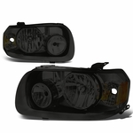 05-07 Ford Escape OE-Style Replacement Headlights  - Smoked / Amber