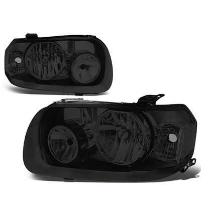 05-07 Ford Escape OE-Style Replacement Headlights  - Smoked Clear